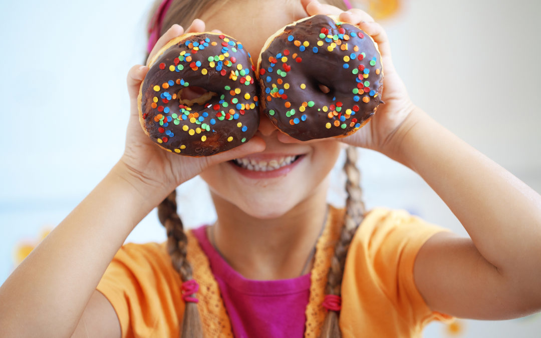 Dangling Doughnuts – Perseverance