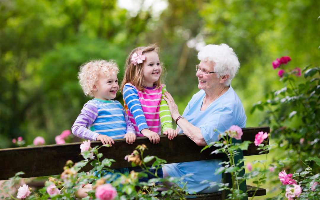 When a Grandparent Dies: Talking to your kids about death