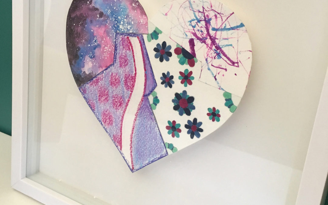 A Keepsake Valentine's Day Craft